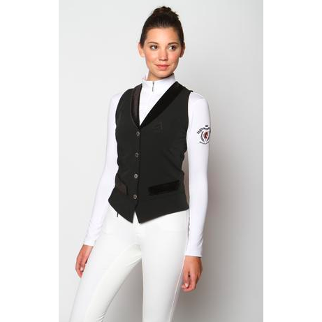 Arista Modern Dressage Vest Tall