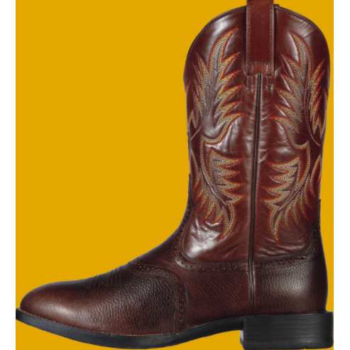 Ariat Heritage Stockman Men's Western Boots