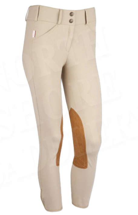 Tailored Sportsman Trophy Hunter Front Zip Low Rise Breeches