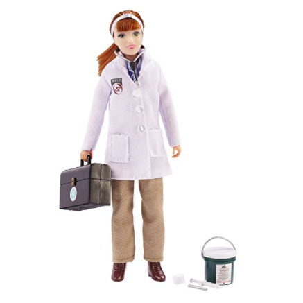 Breyer Veterinarian with Vet Kit- 8 inch