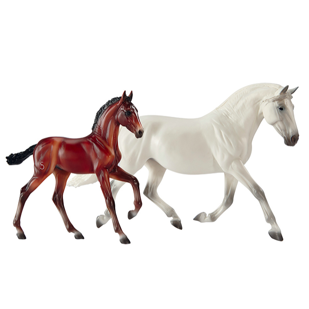 Breyer Fantasia Del C and Gozosa