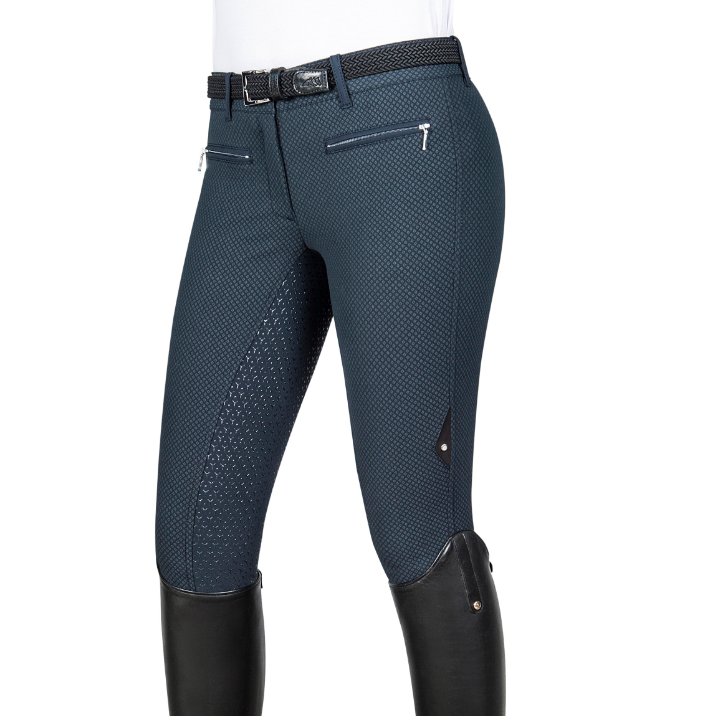 Equiline Rose Full Grip Breech