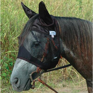 Quiet Ride Fly Mask Std Ear