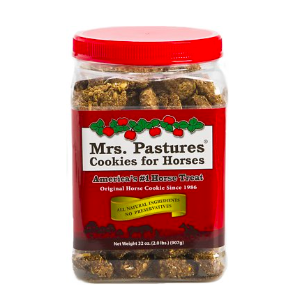 Mrs. Pastures 32 oz Cookies Jar