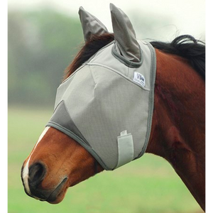 Crusader Fly Mask w/ Std Ears Horse size