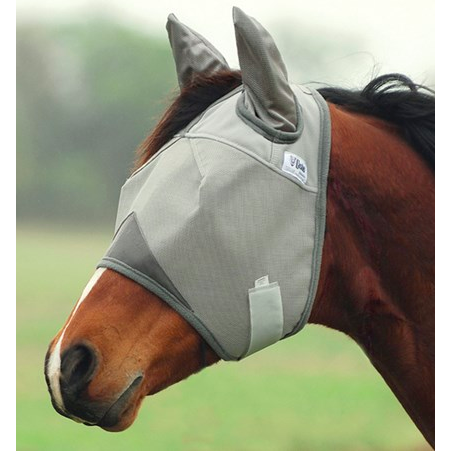 Crusader Fly Mask Std Ears cob size