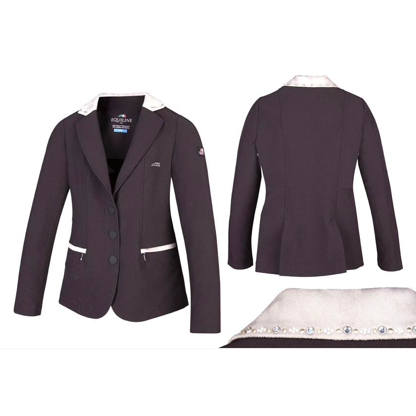 Equiline Ambra Girls Competition Jacket