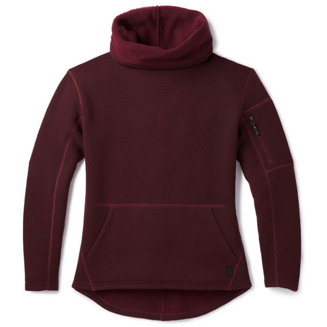 Smartwool Hudson Trail Pullover Fleece