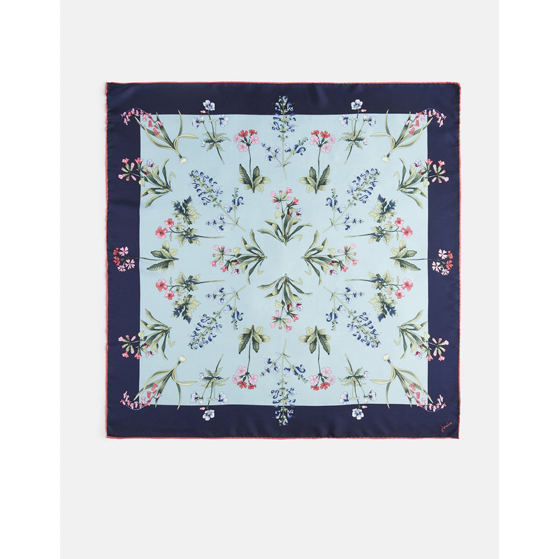 Joules Silk Scarf Bloomfield