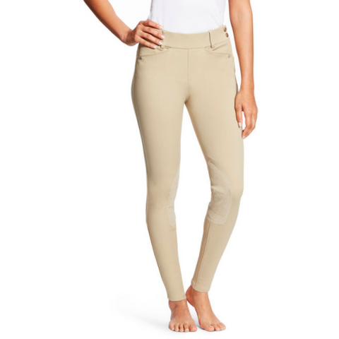 Ariat Heritage LR FZ Knee Patch Breeches