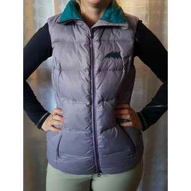 Equiline Betsy Down Vest Packable