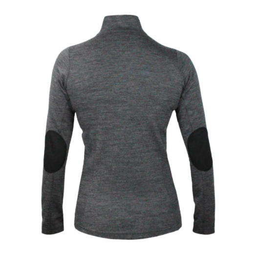 Arista Merino Wool 1/4 Zip Sweater