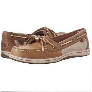 Sperry Barrelfish Boat Shoes