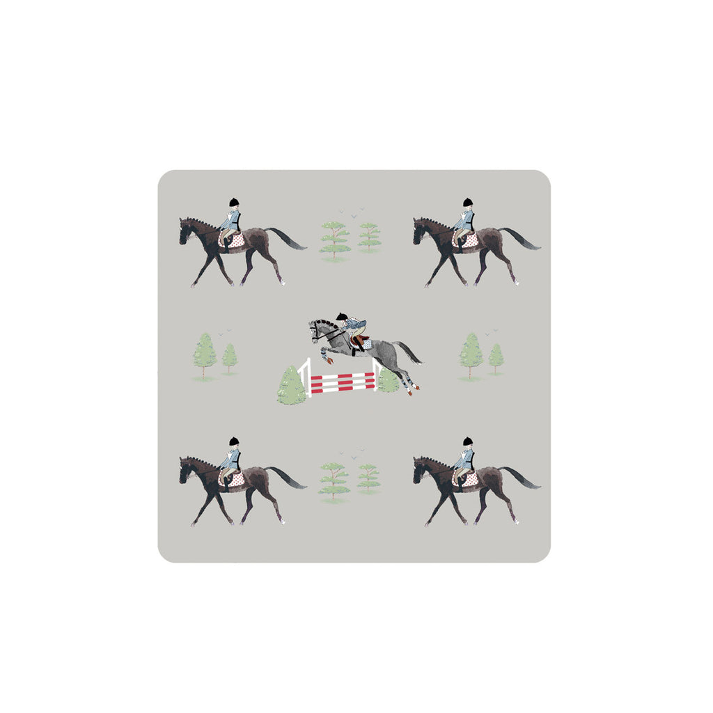 Sophie Allport Coasters Set of 4-Horses