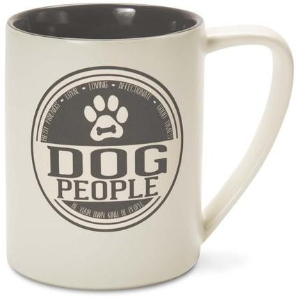 Dog People 18oz Mug