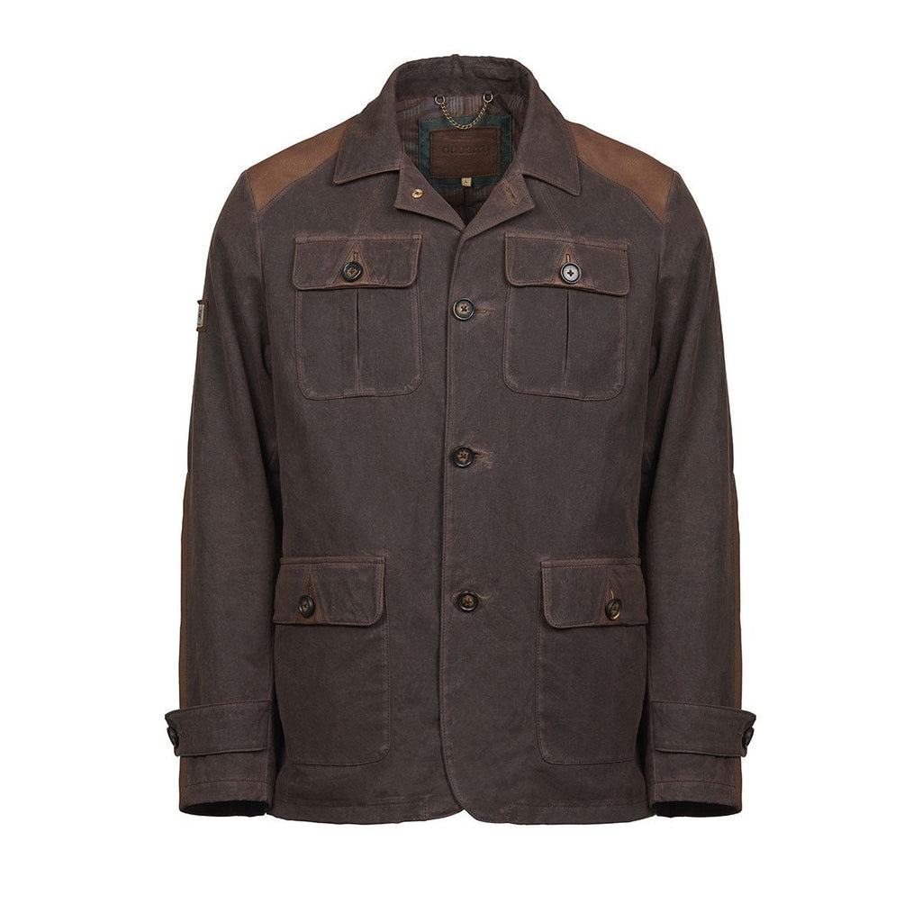 Dubarry Mens Glenview Waxed Country Jacket