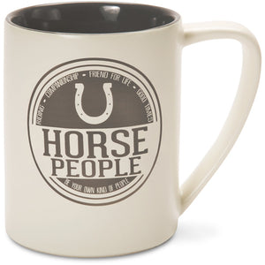 Horse People 18oz Mug