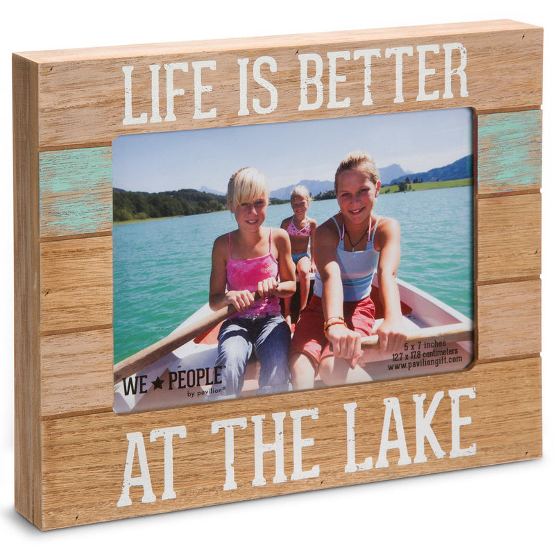 Lake People Frame  5 X 7