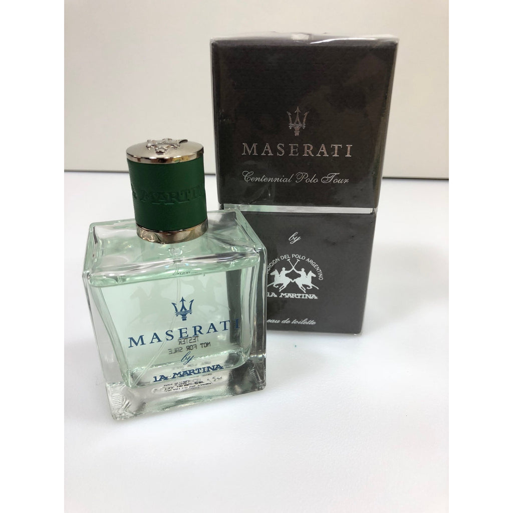 La Martina Cologne Maserati Gray