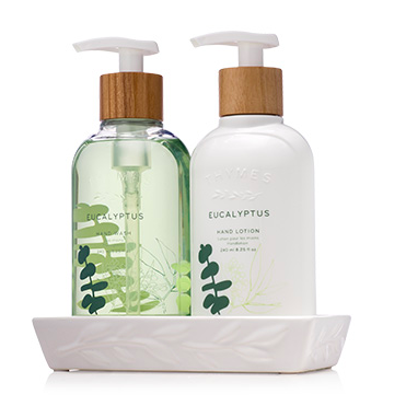 Thymes Sink Set Eucalyptus