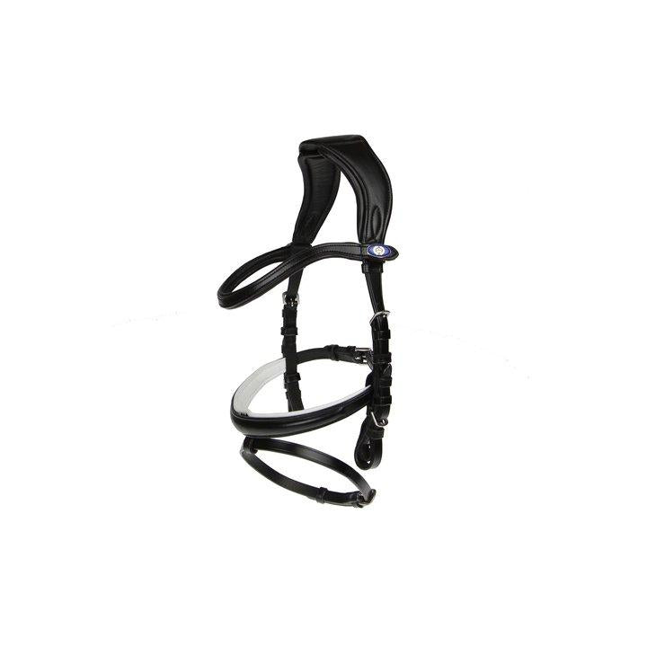 PS Of Sweden Petite Supreme Anatomic Bridle for Small Ponies