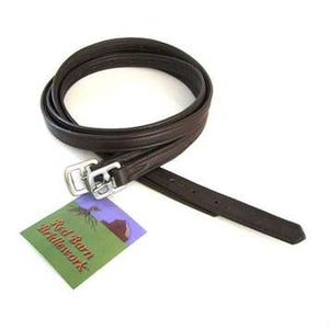 Red Barn Stirrup Leathers