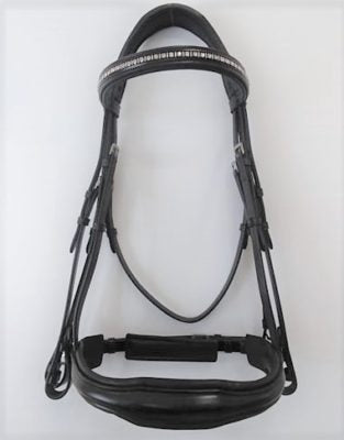 Red Barn Bridle Piaffee Weymouth Dressage (Horse/Full Sized)
