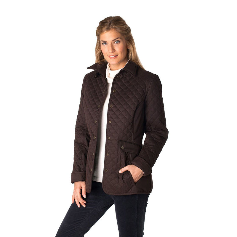 Dubarry Women's Shaw Quilted Primaloft Jacket