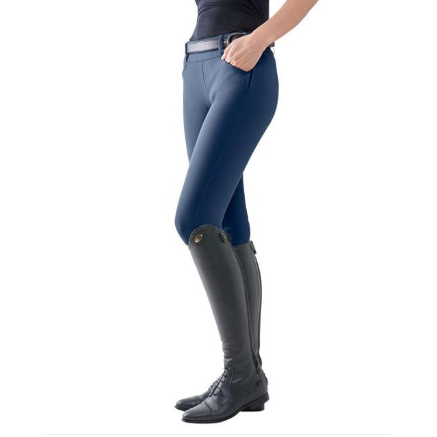 Tailored Sportsman Trophy Hunter Side Zip Mid Rise Breeches