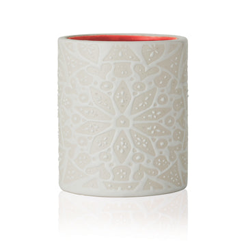 Thymes Gingerbread Ceramic Poured Candle