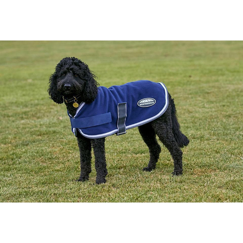 Weatherbeeta Fleece Dog Coat - 20""