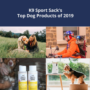K9 Sport Sack's Top Dog Products of 2019