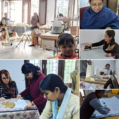 Possibilities of Change & Rubina-Aware... the social design project