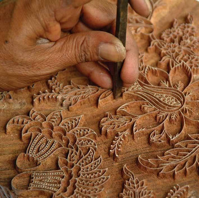 The Block Maker - The Forgotten Artisan. But Not Here!-Aware... the social design project