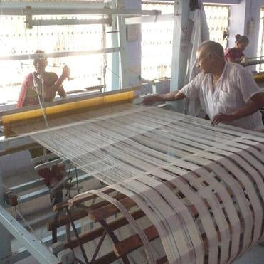 Hand loom (Khadi) Fabrics - The Romantic Textile-Aware... the social design project