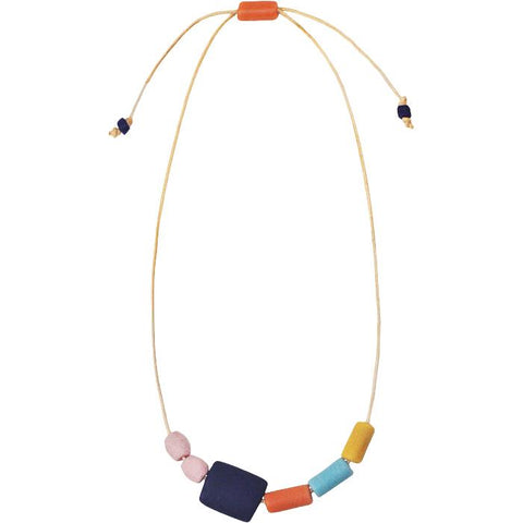 Kalahari Rainbow Necklace