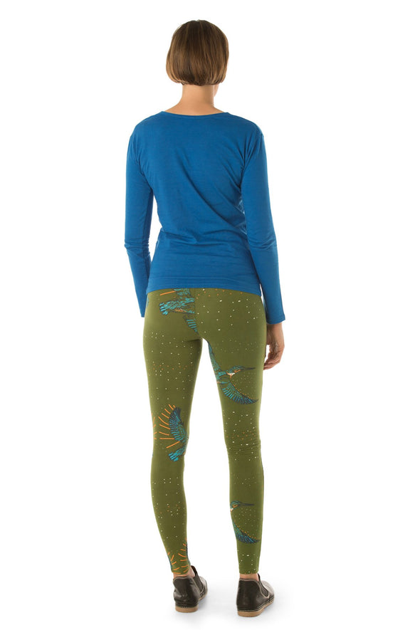 Leggings - Plain and Printed - Only XS left-Pant-Aware... the social design project