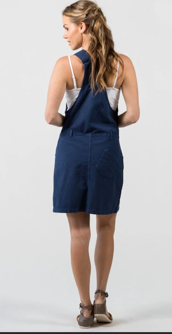 Short Pinafore-Dress-Aware... the social design project