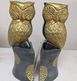 Owl Book Ends