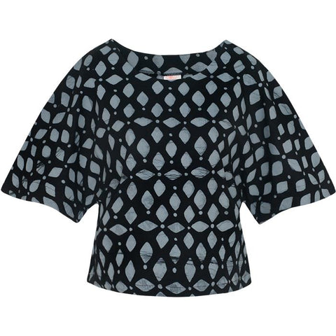 Kama Blouse Black