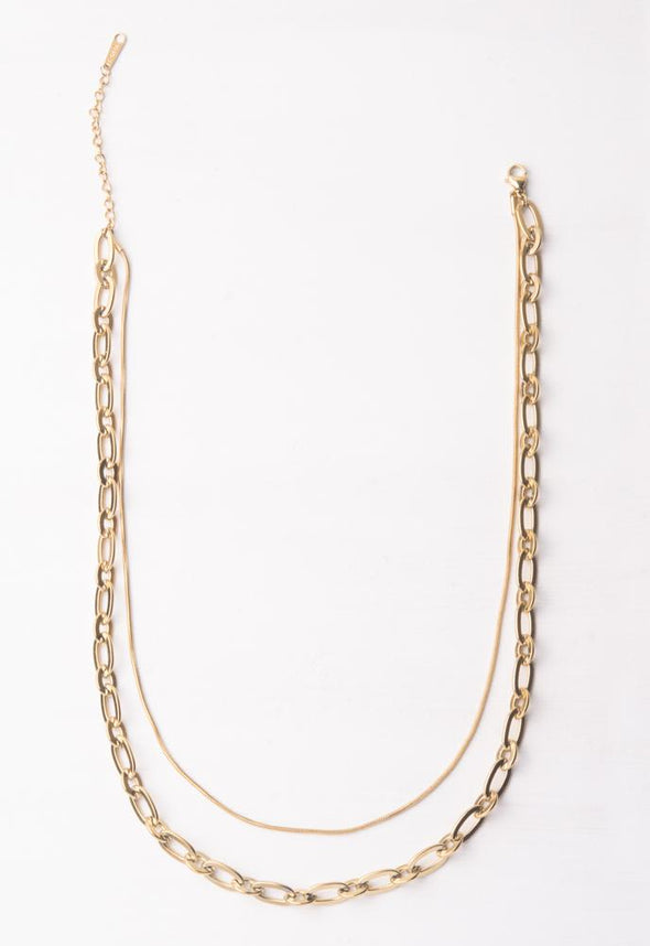 Sandi Layered Chains