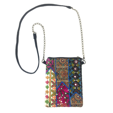 Tribal Mosaic Crossbody-Bag-Aware... the social design project