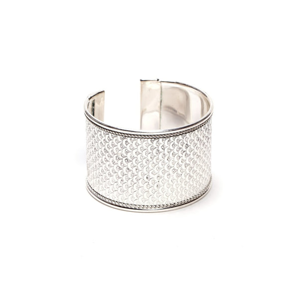 Art Deco Cuff-Bracelet-Aware... the social design project