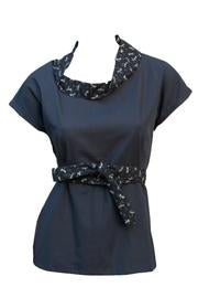 Dragon Fly Top - Midnight Black