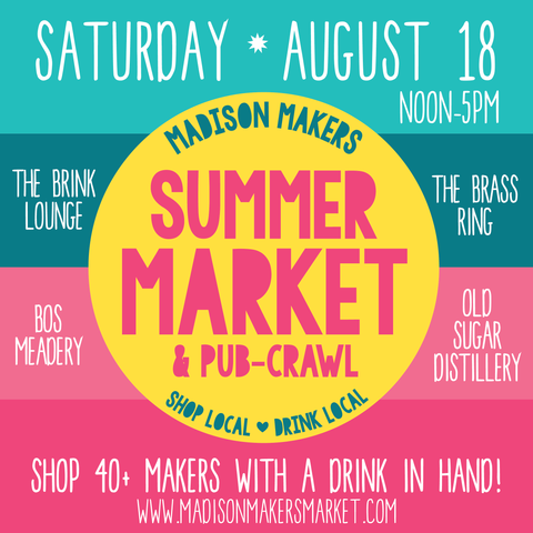 Upcoming markets wicked good vibes the brass ring 701 e washington ave madison wi junglespirit Images