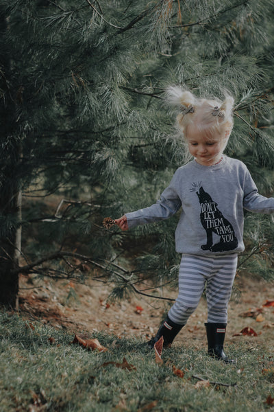 Tame • Kids Sweatshirt, Sweatshirt - Wicked Good Vibes