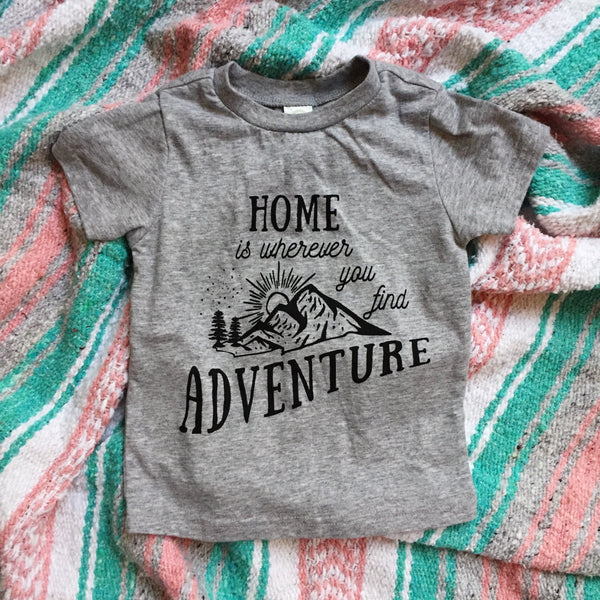 Adventure • Kids Tee, Tees - Wicked Good Vibes