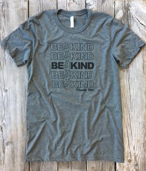Be Kind • Adult Tee, Tees - Wicked Good Vibes