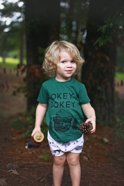 Okey Dokey • Kids Tee, Tees - Wicked Good Vibes