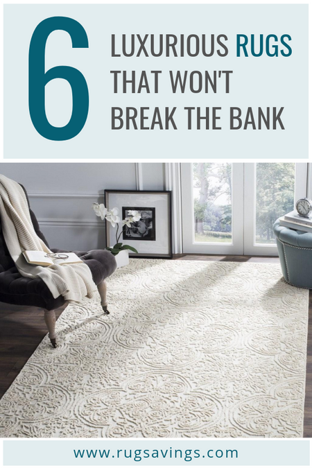 6 Luxurious Rugs That Won't Break the Bank